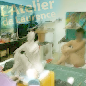 COURS ADULTE SCULPTURE atelier  laurence brecher